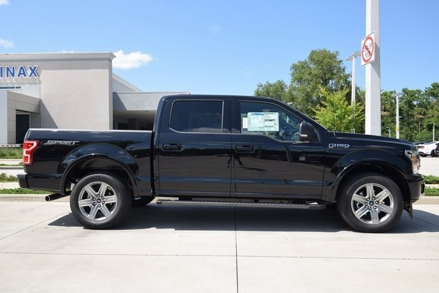 2018 F-150 SuperCrew Cab 4x2,  Pickup #FC91228 - photo 21