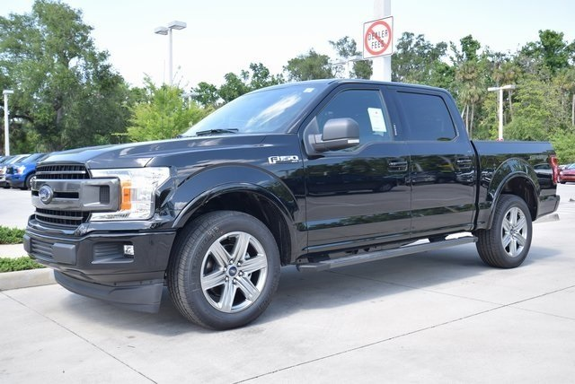 2018 F-150 SuperCrew Cab 4x2,  Pickup #FC91228 - photo 4