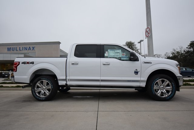 2018 F-150 SuperCrew Cab 4x4,  Pickup #FC98274 - photo 3