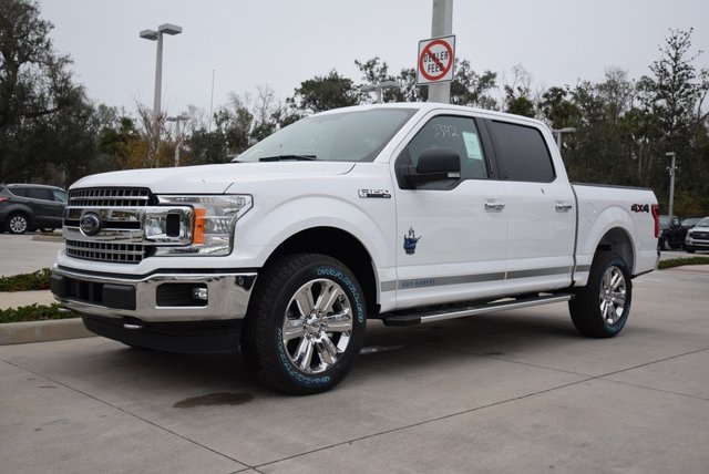 2018 F-150 SuperCrew Cab 4x4,  Pickup #FC98274 - photo 25