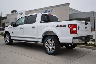 2018 F-150 SuperCrew Cab 4x4, Pickup #FC98274 - photo 24