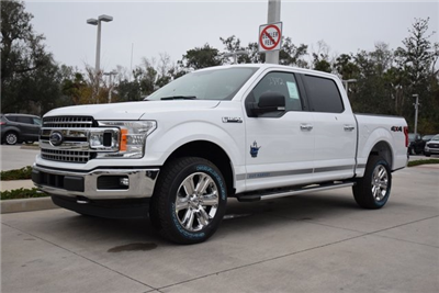 2018 F-150 SuperCrew Cab 4x4, Pickup #FC98274 - photo 26