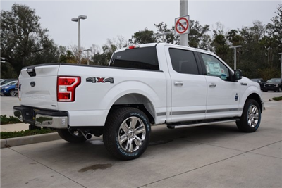 2018 F-150 SuperCrew Cab 4x4,  Pickup #FC98274 - photo 2