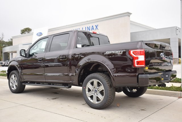 2018 F-150 SuperCrew Cab 4x4,  Pickup #FD29741 - photo 24
