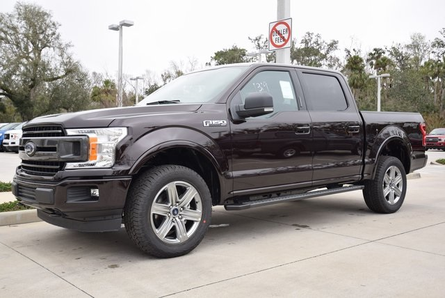 2018 F-150 SuperCrew Cab 4x4,  Pickup #FD29741 - photo 26