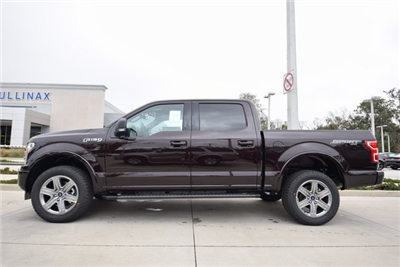 2018 F-150 SuperCrew Cab 4x4,  Pickup #FD29741 - photo 25