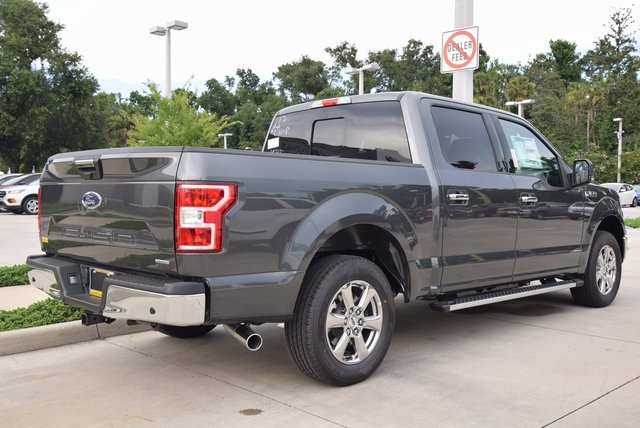 2018 F-150 SuperCrew Cab 4x2,  Pickup #FD41545 - photo 2