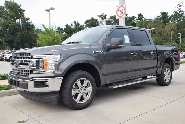 2018 F-150 SuperCrew Cab 4x2,  Pickup #FD41545 - photo 4