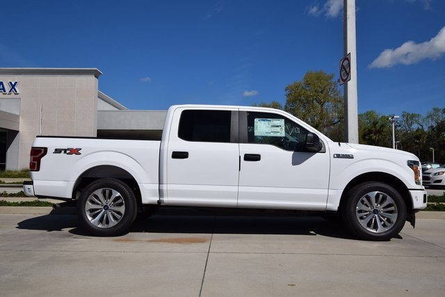 2018 F-150 SuperCrew Cab,  Pickup #FD50912 - photo 3
