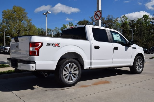 2018 F-150 SuperCrew Cab,  Pickup #FD50912 - photo 2