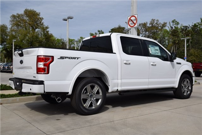 2018 F-150 SuperCrew Cab 4x2,  Pickup #FD50920 - photo 2