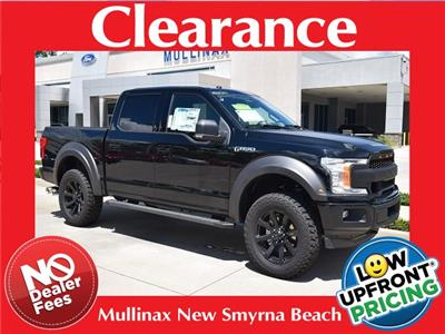 2018 F-150 SuperCrew Cab 4x4,  Pickup #FD55739 - photo 1