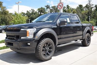 2018 F-150 SuperCrew Cab 4x4,  Pickup #FD55739 - photo 4