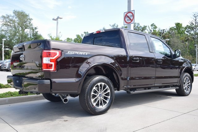 2018 F-150 SuperCrew Cab 4x2,  Pickup #FD78456 - photo 2