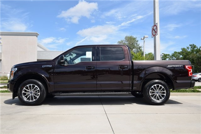 2018 F-150 SuperCrew Cab 4x2,  Pickup #FD78456 - photo 23