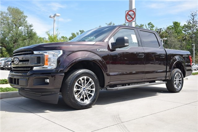 2018 F-150 SuperCrew Cab 4x2,  Pickup #FD78456 - photo 4