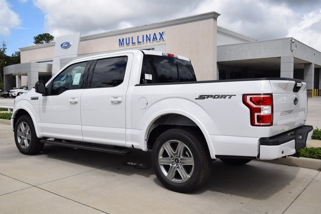 2018 F-150 SuperCrew Cab 4x2,  Pickup #FE14332 - photo 3