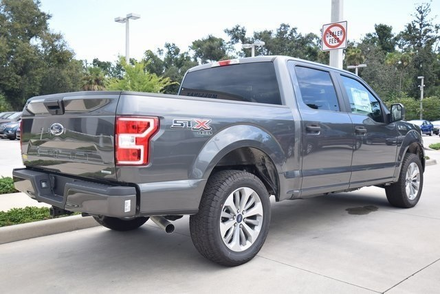 2018 F-150 SuperCrew Cab 4x4,  Pickup #FE21410 - photo 2