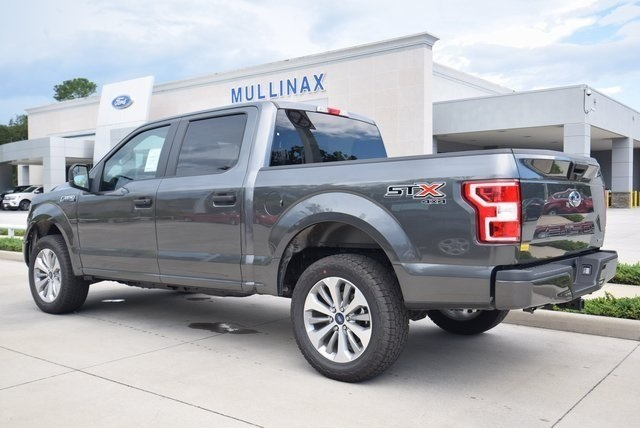 2018 F-150 SuperCrew Cab 4x4,  Pickup #FE21410 - photo 3