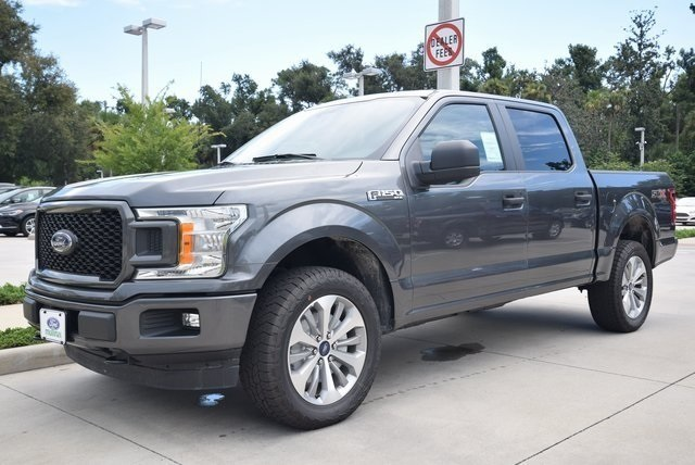 2018 F-150 SuperCrew Cab 4x4,  Pickup #FE21410 - photo 4