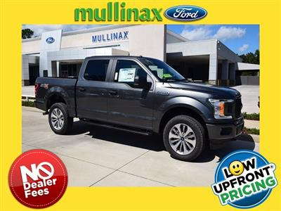 2018 F-150 SuperCrew Cab 4x4,  Pickup #FE21410 - photo 1
