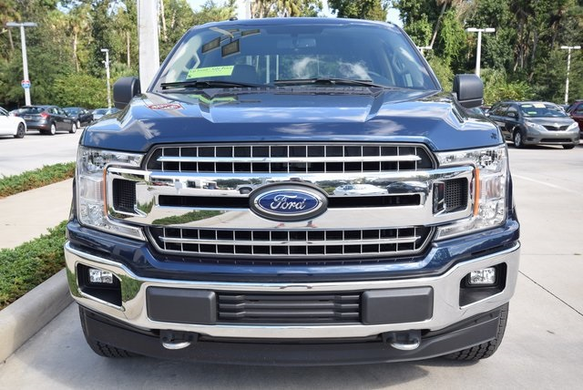 2018 F-150 SuperCrew Cab 4x4,  Pickup #FE60045 - photo 27