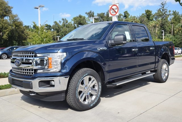 2018 F-150 SuperCrew Cab 4x4,  Pickup #FE60045 - photo 4