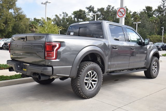 2018 F-150 SuperCrew Cab 4x4,  Pickup #FE60049 - photo 2