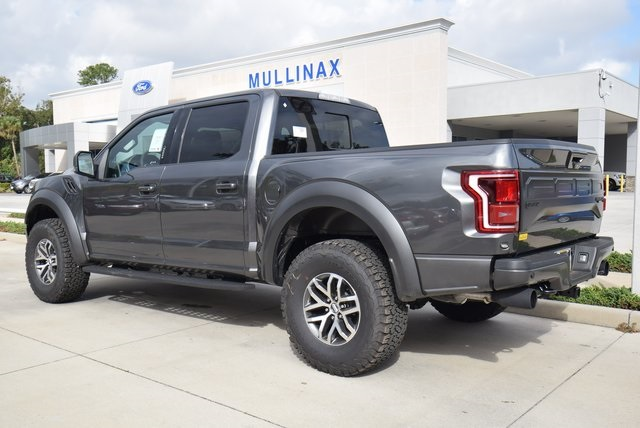 2018 F-150 SuperCrew Cab 4x4,  Pickup #FE60049 - photo 3
