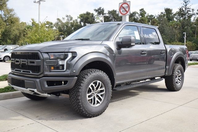 2018 F-150 SuperCrew Cab 4x4,  Pickup #FE60049 - photo 4