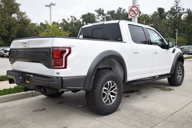 2018 F-150 SuperCrew Cab 4x4,  Pickup #FE60050 - photo 2