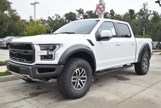 2018 F-150 SuperCrew Cab 4x4,  Pickup #FE60050 - photo 4