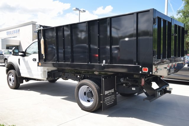 2018 F-550 Regular Cab DRW 4x2,  Cab Chassis #HA01145 - photo 2