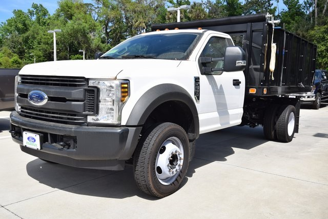 2018 F-550 Regular Cab DRW 4x2,  Cab Chassis #HA01145 - photo 4