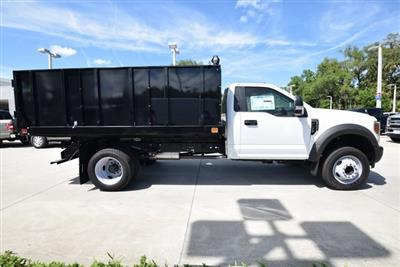 2018 F-550 Regular Cab DRW 4x2,  Cab Chassis #HA01145 - photo 18