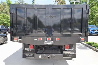 2018 F-550 Regular Cab DRW 4x2,  Cab Chassis #HA01145 - photo 19