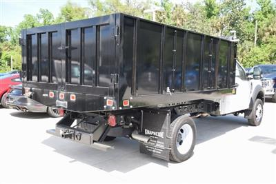 2018 F-550 Regular Cab DRW 4x2,  Cab Chassis #HA01145 - photo 3