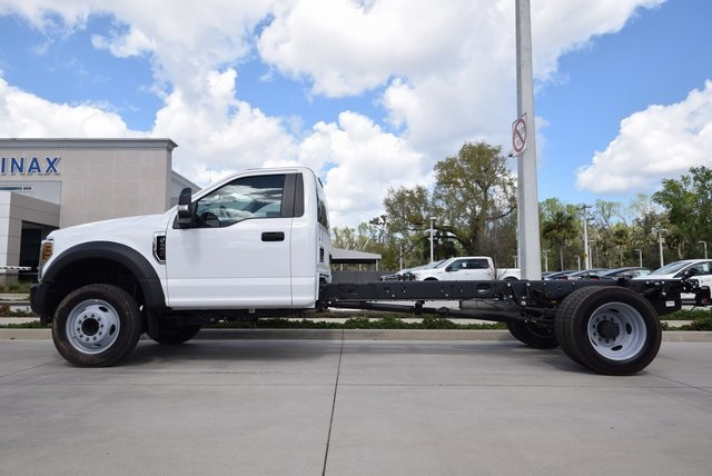 2018 F-450 Crew Cab DRW 4x4, Knapheide Platform Body #HB61244 - photo 16
