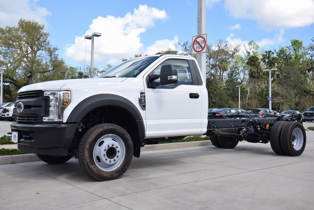 2018 F-450 Crew Cab DRW 4x4, Knapheide Platform Body #HB61244 - photo 17