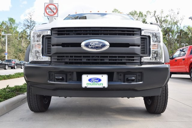 2018 F-450 Crew Cab DRW 4x4, Knapheide Platform Body #HB61244 - photo 18