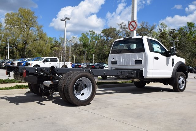 2018 F-450 Crew Cab DRW 4x4, Knapheide Platform Body #HB61244 - photo 2