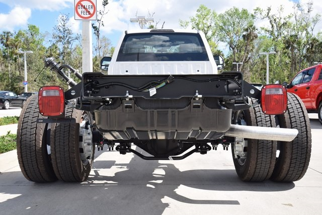 2018 F-450 Crew Cab DRW 4x4, Knapheide Platform Body #HB61244 - photo 4