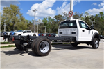 2018 F-450 Crew Cab DRW 4x4, Knapheide Platform Body #HB61244 - photo 1