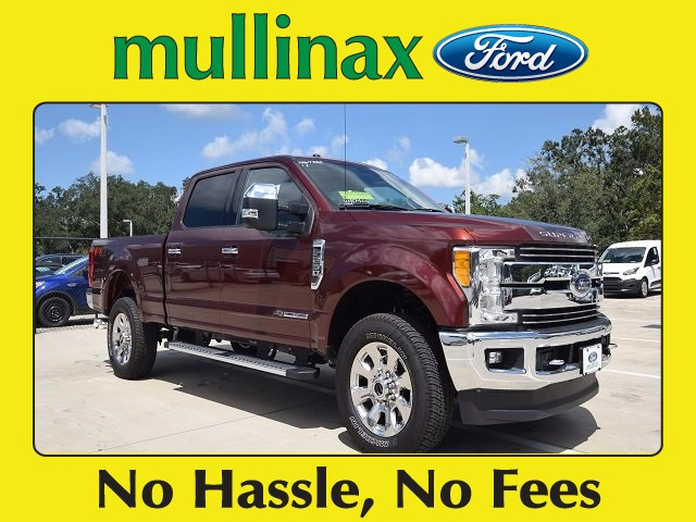 2017 F-250 Crew Cab 4x4 Pickup #HB67886 - photo 4