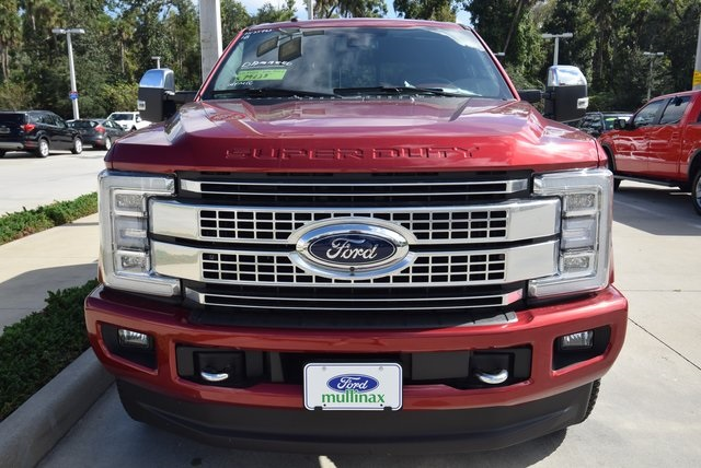 2018 F-350 Crew Cab 4x4,  Pickup #HC35943 - photo 27