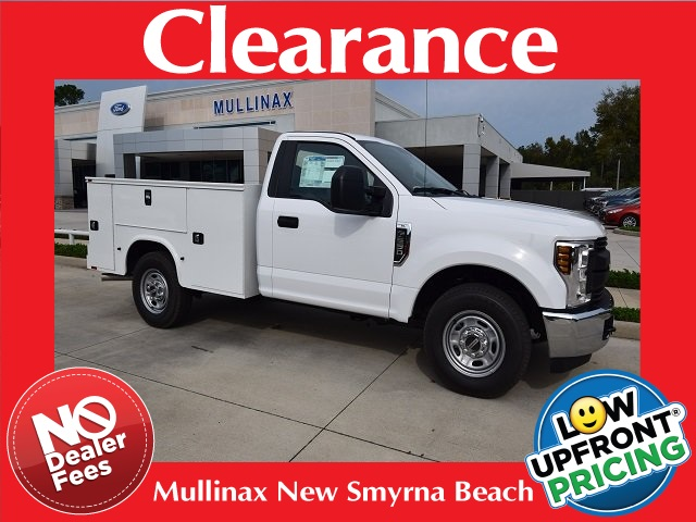 2018 F-250 Regular Cab 4x2,  Knapheide Standard Service Body #HC48899 - photo 1