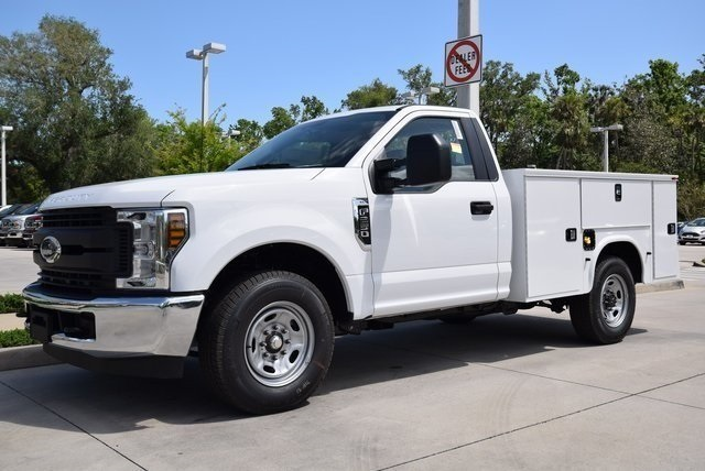 2018 F-250 Regular Cab 4x2,  Knapheide Service Body #HC48899 - photo 4