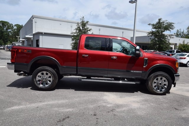 2017 F-250 Crew Cab 4x4 Pickup #HC60569 - photo 3