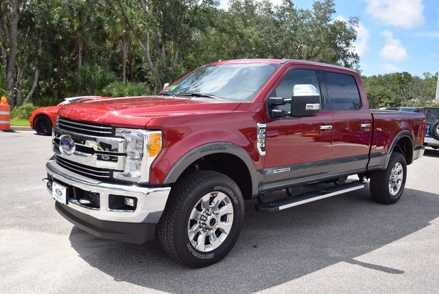 2017 F-250 Crew Cab 4x4 Pickup #HC60569 - photo 24