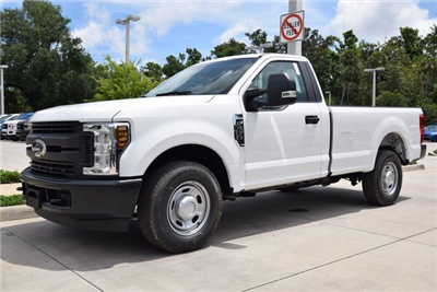 2018 F-250 Regular Cab 4x2,  Pickup #HC62828 - photo 4